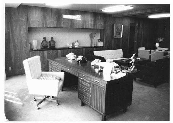 昭和40年代の日商・日商岩井の社長室①.jpg