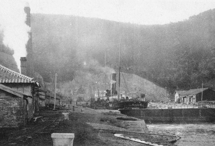 造船業への進出、播磨造船所の設...